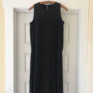 Black JCrew Maxi Dress